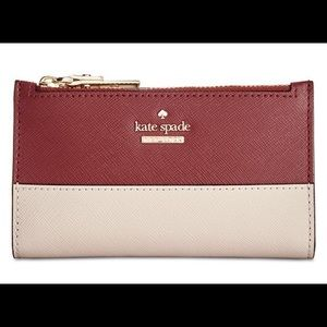 🔥🔥 Kate Spade Cameron Street Mikey wallet